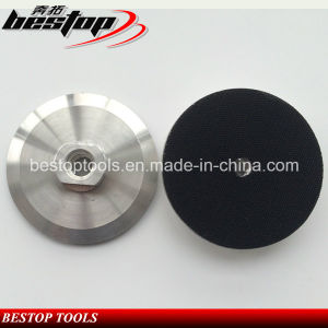Aluminum Steel Angle Grinder Backer Pad for Polishing Pads pictures & photos