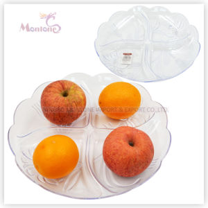 235g 30cm Plastic Fruit Plate/Dish, Fruit Serving Tray, Fruit Bowl pictures & photos