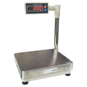 Waterproof Plaform Scale with LED Indicator pictures & photos