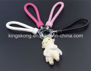 Braided Rope Key Chain, Classical Keychain, Promotion Product pictures & photos