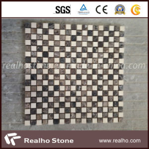 Good Price Natural Stone Marble Mosaic Tile for Bathroom Project pictures & photos