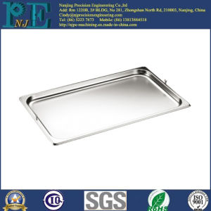 Customized Stainless Steel Stamping Tray pictures & photos