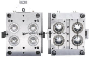 6 Cavities Wide Mouth Pet Preform Mould (YS598) pictures & photos