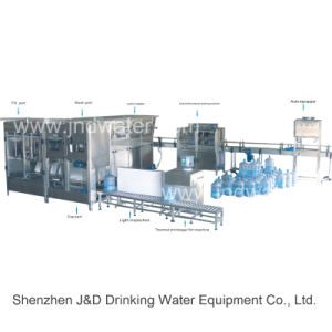 5 Gallon Bottling Machine with Washing Filling Capping Function pictures & photos