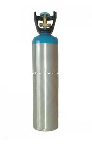 Aluminium Alloy Material Oxygen Cylinder pictures & photos