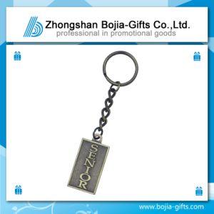 Metal Key Chain with Customized Design (BG-KE593)