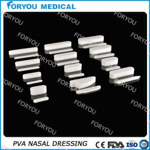 Medical Sterile PVA Nasal Sponge Nasal Dressing pictures & photos