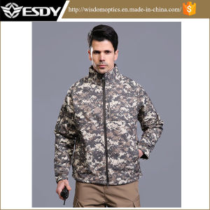 Esdy Rangers Outdoor Commander Level Specified Paragraph Tactical Jacket pictures & photos