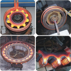 Induction Heating Machine for Steel Gear Guideway Surface Hardening pictures & photos