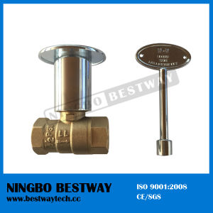 China Brass Gas Burner Valve Factory (BW-B79) pictures & photos