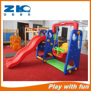 Kindergarten Children Indoor Playground Slide on Sell pictures & photos