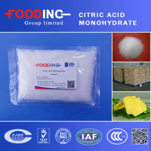 High Quality Citric Acid Monohydrate Food Grade pictures & photos
