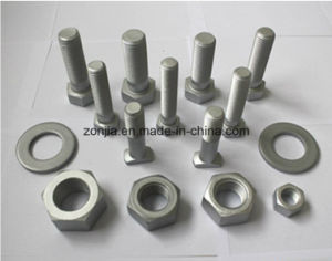 High Strength Heavy Hex Bolt T Bolt (Tension Control Bolt) for Steel Structure pictures & photos