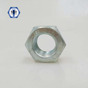 DIN934 Hex Nuts Cl8 Zinc Plated pictures & photos