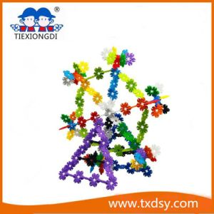 Non-Toxic Toys Soft Plastic Puzzle Toys Building Blocks pictures & photos