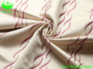 Jacquard Curtain Fabric (BS3346D) pictures & photos