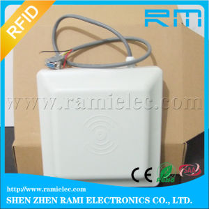 125kHz 13.56MHz RFID Raeder Writer ID Reader Wall-Mounted Waterproof Outdoor for Access Control pictures & photos