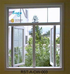 Classic Aluminum Casement Window Saga Window