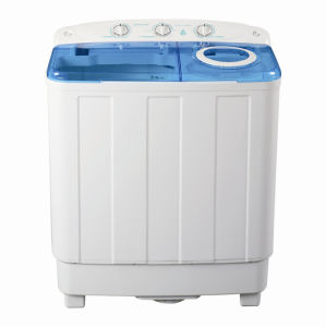 7.0kg Twin-Tub Top-Loading Washing Machine for Qishuai Model XPB70-7029SB pictures & photos