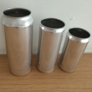 200 Aluminum Beverage Can 50mm Easy Open Lid pictures & photos
