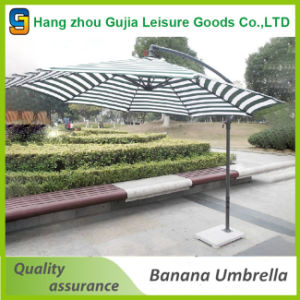 10′ Hanging Patio Sun Shade Offset Outdoor Umbrella