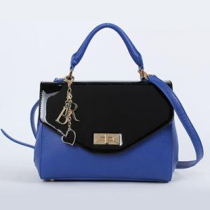 Latest Woman Fashion Shiny PU Designer Lady Bag/Handbag (C70791-B) pictures & photos