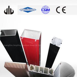 Aluminium 6063 Alloy Profile Anodized Treatment Aluminium Extrusion Profiles for Decoration
