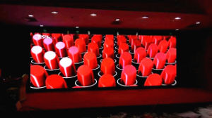 High Resolution Video P3 Indoor LED Cinema Screen pictures & photos