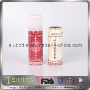 Aluminum Cosmetic Aerosol Can pictures & photos