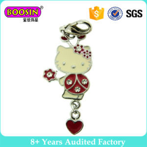 Lovely Hello Kitty Pendant Charms with Kimono pictures & photos