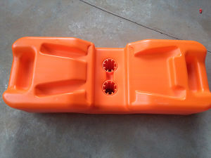 Water/Injection/Blow Molded Concrete Temporary Fence Feet pictures & photos
