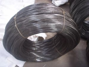 Factory Soft Black Annealed Iron Wire Manufacturer pictures & photos