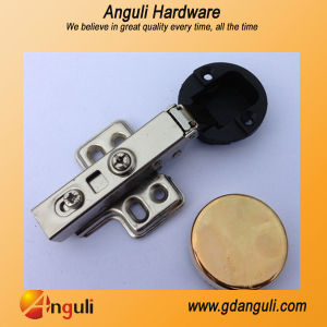 Clip-on Glass Hydraulic Concealed Hinge pictures & photos