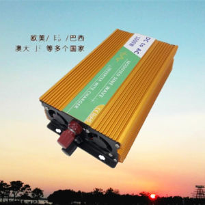 New Design LCD Display Modified Sine Wave Power Inverter (M1000) pictures & photos