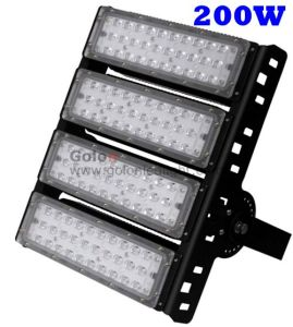 2015 New LED Tennis Court Flood Lights with Meanwell Driver Philissmd 5 Years Warranty 400W 300W 200W 150W 100W 50W pictures & photos