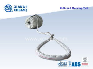 BV Approved 8 Strand Nylon Mooring Rope pictures & photos