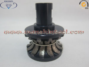 Sintered Diamond Router Profiling Wheel Router Bit pictures & photos