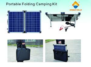 Poly/Mono 40W-200W Portable Folding Solar Modules pictures & photos