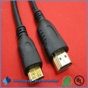 HDMI Am to Cm Assembly HDMI Cable pictures & photos