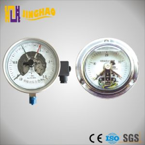 High Precision Pressure Gauge for Oil Field (JH-YL-XC) pictures & photos
