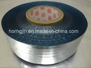 Aluminium Foil Laminated Film Pet Tape Mylar Very Fine Axis Aluminum Product pictures & photos