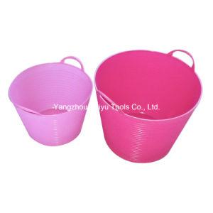 Plastic Bucket, Small (PY-8004)