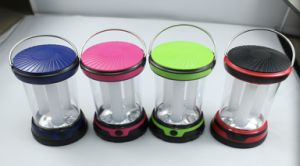 6LED Super Light Colorful Camping Lantern (MC5013) pictures & photos