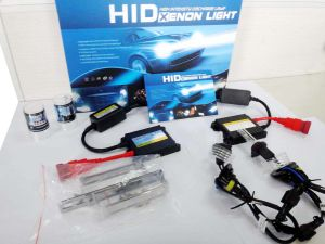 AC 55W H10 HID Light Kits with 2 Ballast and 2 Xenon Lamp pictures & photos