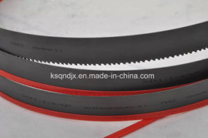 High Performance Tube and Pipes Cutting Band Saw Blades pictures & photos