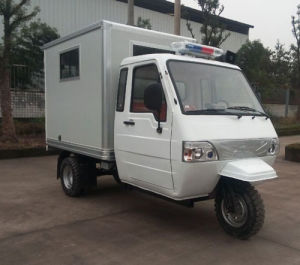 Three Wheel 150cc/175cc/200cc/250CCC/300cc Ambulance Passenger Tricycle pictures & photos