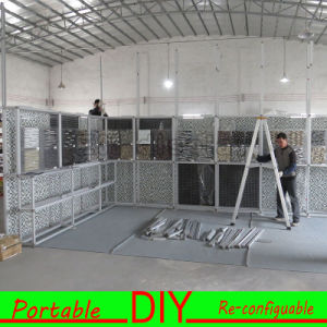 Fast Assembling &Reusable Aluminum Exhibition Banner pictures & photos