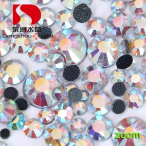 Lead Free Brilliant Cut Flat Back Hotfix Rhinestone for Wedding Dress Trim&Beads pictures & photos