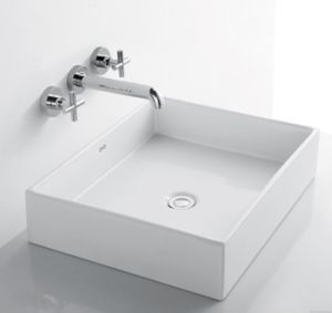 Wholesale Square Ceramic Laundry Sink S1001-010 pictures & photos