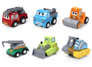 Promotion Gift Pull Back Mini Car Truck Toy (2812-6) pictures & photos